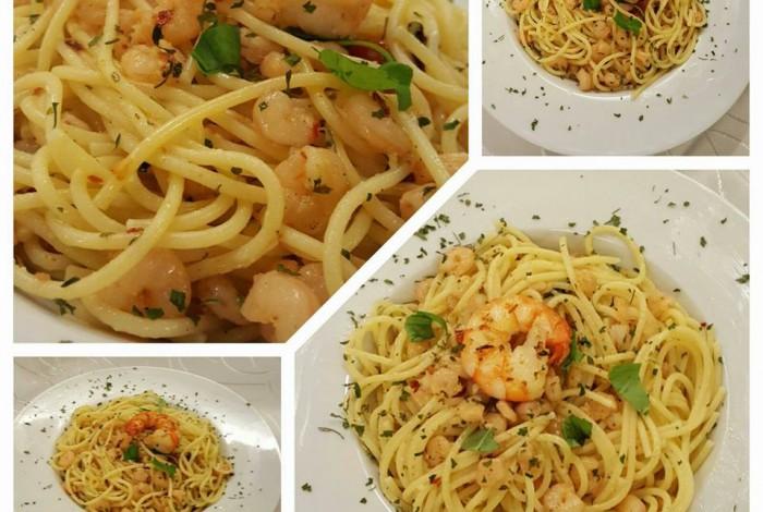 Spaghetti Gamberetti